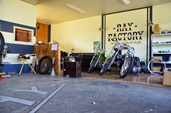 Ray Factory店舗内