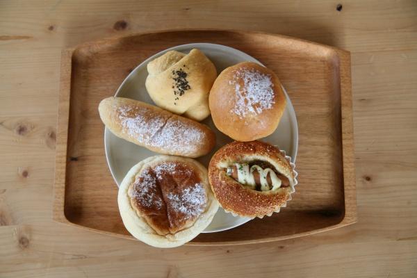 「パンの蔵 穂音」さんのパン